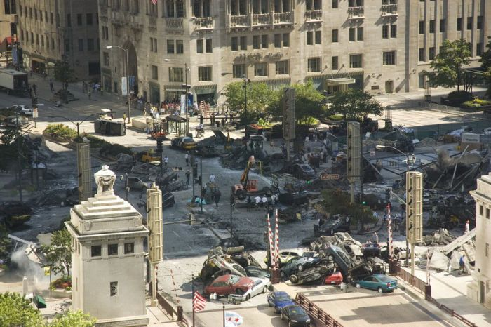 Transformers 3' Chicago Set (41 pics)