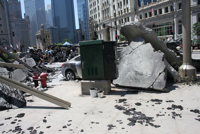 Transformers 3' Chicago Set (41 pics)