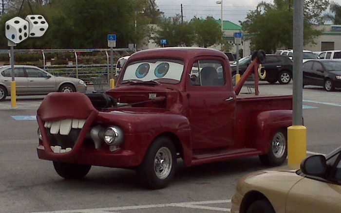 Funny and Weird Vehicles. Part 2 (80 pics)