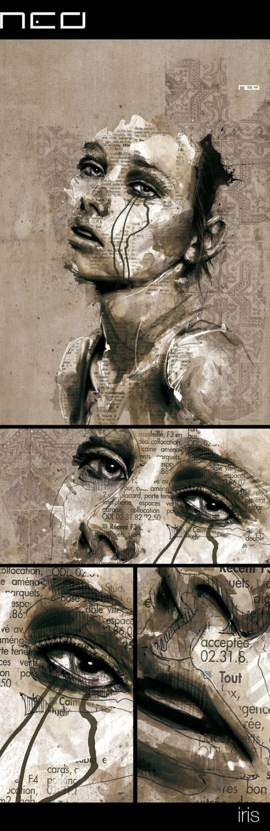 Sketches of Florian Nicolle (38 pics)