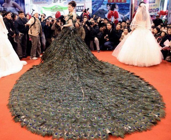 Unusual Wedding Dresses (27 pics)