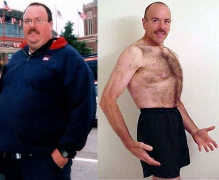 Amazing Transformations. Part 2 (54 pics)