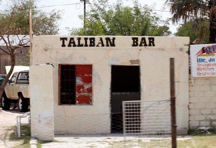 Bars of Namibia (10 pics)