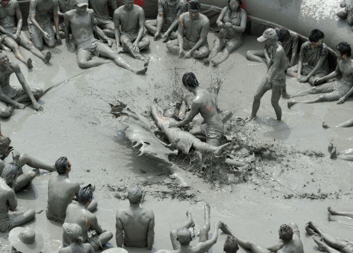 Boryeong Mud Festival (20 pics)