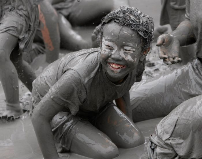 42 best Mud Festival images on Pinterest | Mud, South korea and ...