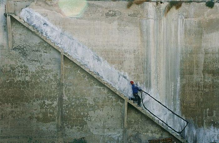 Street Art Comes Alive (20 pics)
