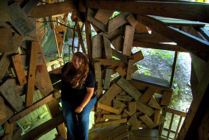 The Largest Treehouse in the World (7 pics)