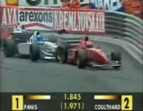 Crazy F1 Moments