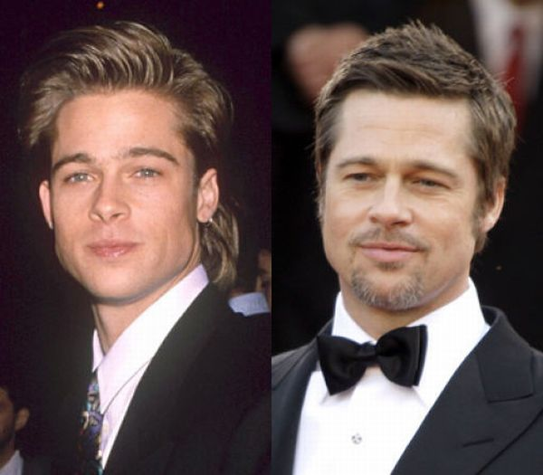 Celebrities. Then And Now (20 pics)