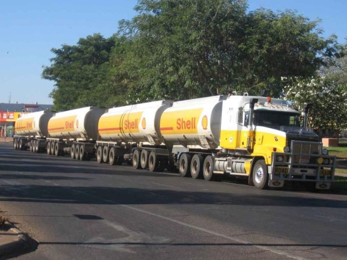 Road Trains (13 pics)