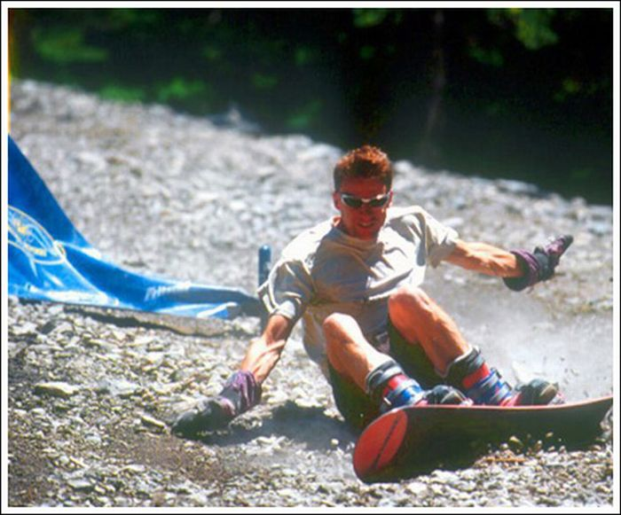 Rock Boarding (22 pics)