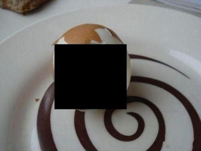 Strange Egg (2 pics)