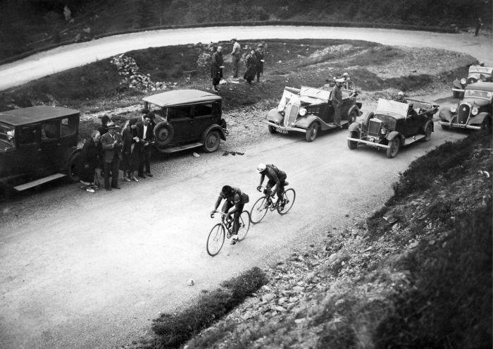 Vintage Photos of Tour de France (7 pics)