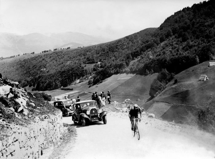 Vintage Photos of Tour de France (7 pics)