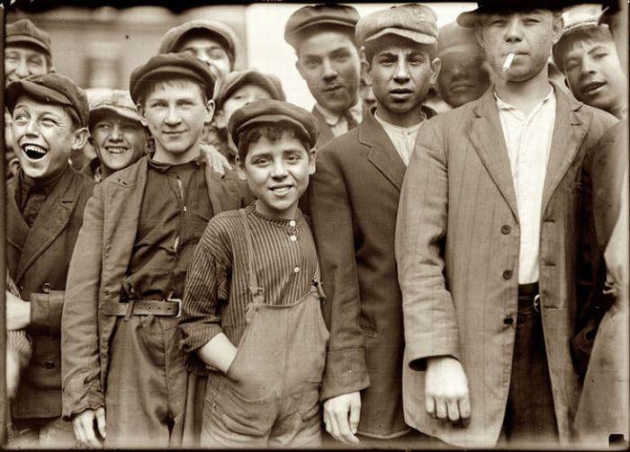 American Children of the Past (64 pics)