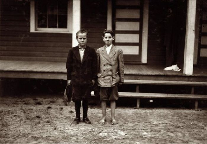 American Children of the Past (64 pics)