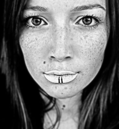 Girls with Freckles (115 pics)