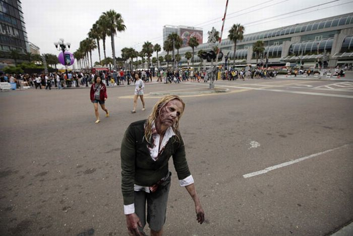 People of Comic-Con 2010 (23 pics)