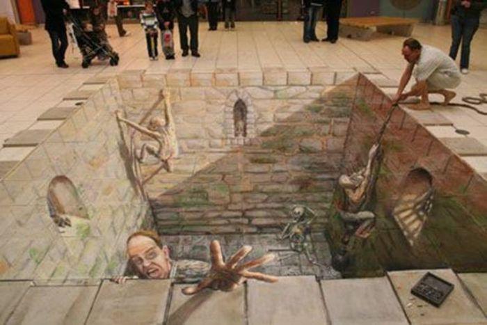 Stunning Street Art (24 pics)