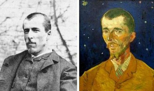Famous Painters Who Used Photos to Create Their Paintings (13 pics)