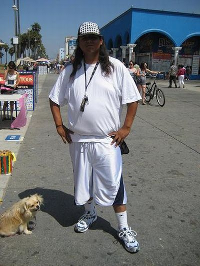Funny and Strange People of American Beaches (46 pics)
