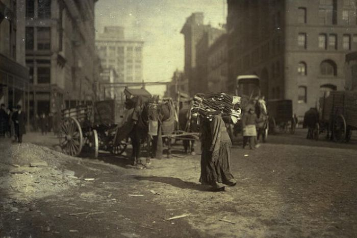 Rare Historic Pictures Of New York City Pics