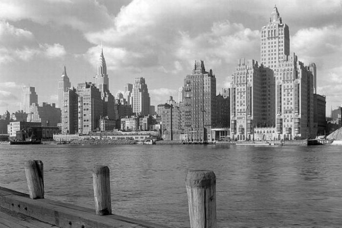 Rare Historic Pictures of New York City (20 pics)