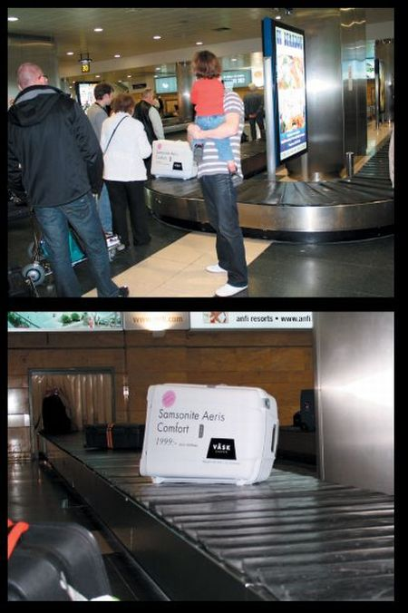 The Best of Airport Ads (45 pics)