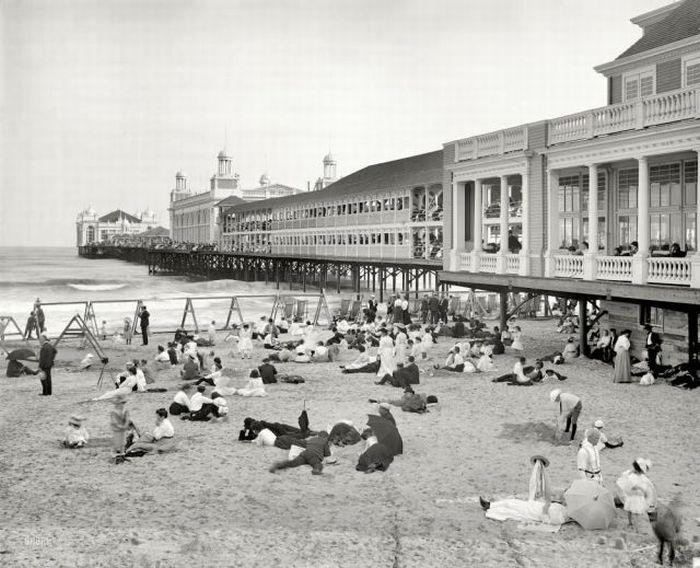 Beaches of the Past (58 pics)