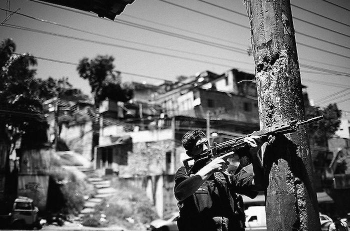 Gangs of Rio de Janeiro (29 pics)