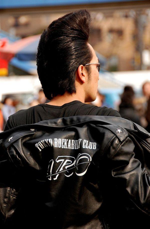 Japanese Rockabilly (15 pics)