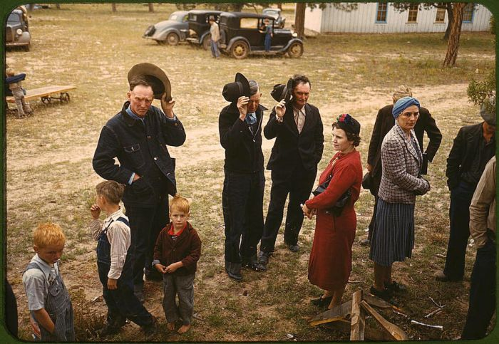 America in Color from 1939-1943 (70 pics)