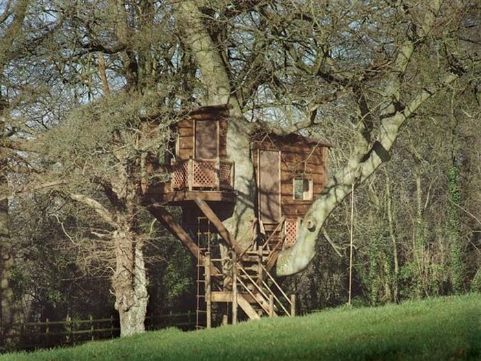 Tree Houses (15 pics)