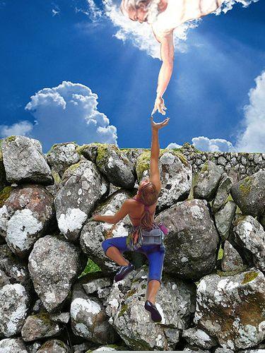 Climbing Girl (33 pics)