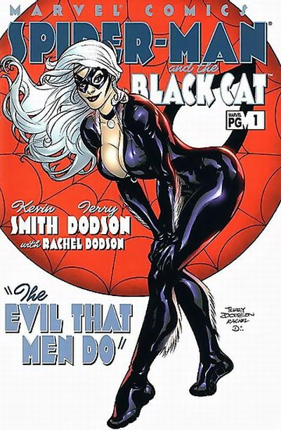 The Sexiest Comic Book Covers (39 pics)
