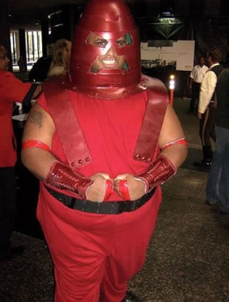Funny Cosplay People. Part 2 (43 pics)