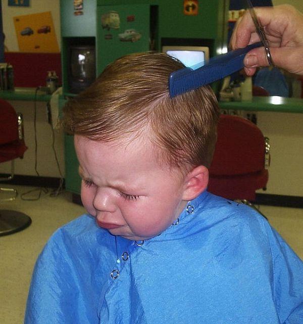 My First Haircut (44 pics)