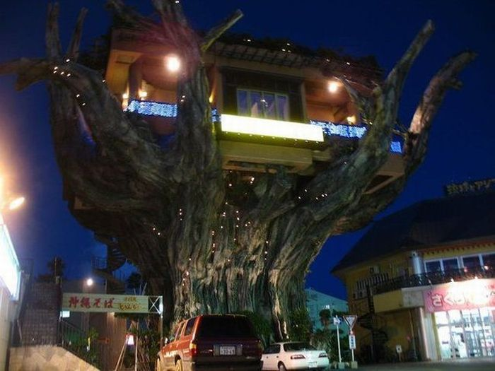 The Most Unusual Restaurants in the World (45 pics)