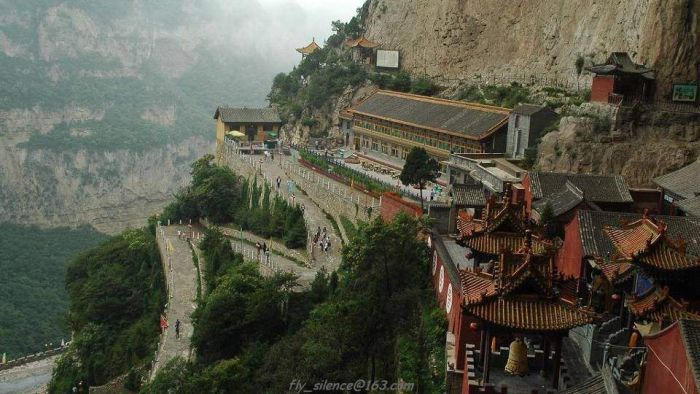 Beautiful Photos From Shanxi Province, China (40 pics)
