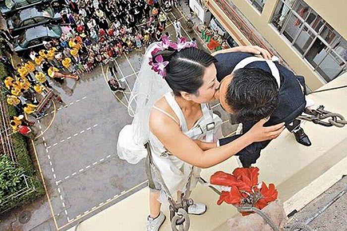 Different Types of Wedding (43 pics)