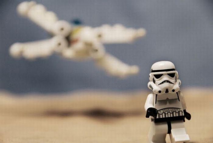 Lego Star Wars (102 pics)