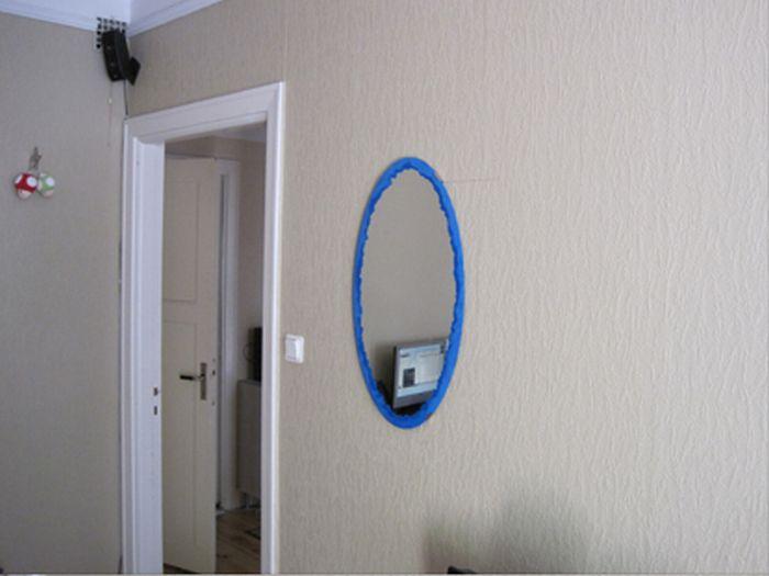 Mini Portal Mirror (8 pics)