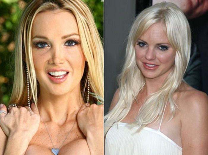 Porn Stars That Look Like Celebrities 20 Pics-7702