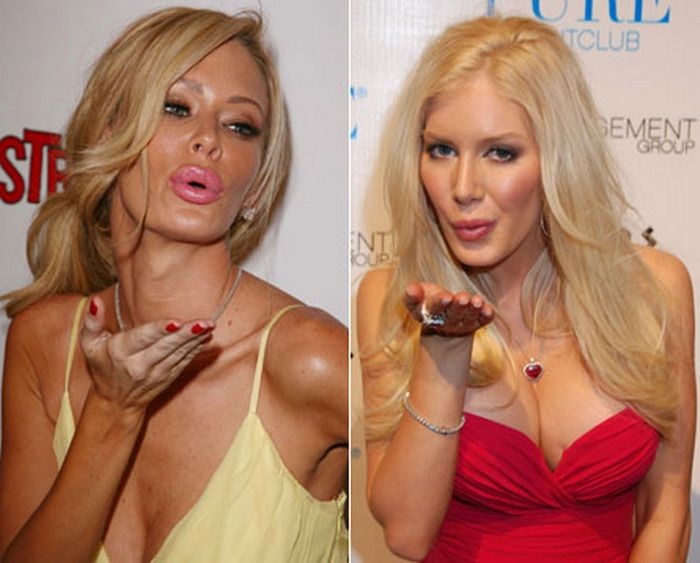 Porn Stars That Look Like Celebrities (20 pics)
