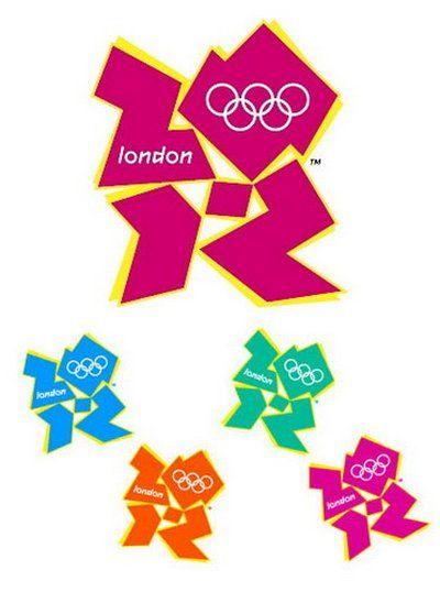 Summer Olympic Games Logos (28 pics)