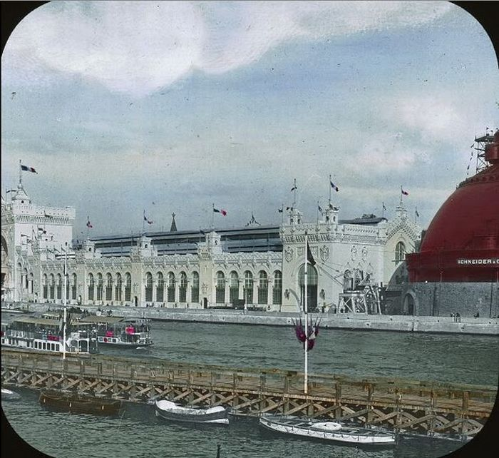 Color Photos of Paris in 1900s (51 pics)