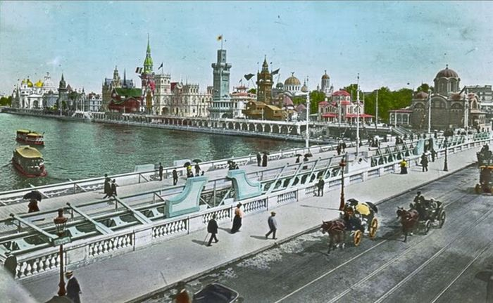 Color Photos of Paris in 1900s (51 pics)