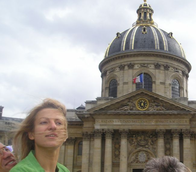 The Best Part Of My Trip To Paris (3 pics)