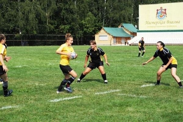 Women's Rugby Championship (40 pics)