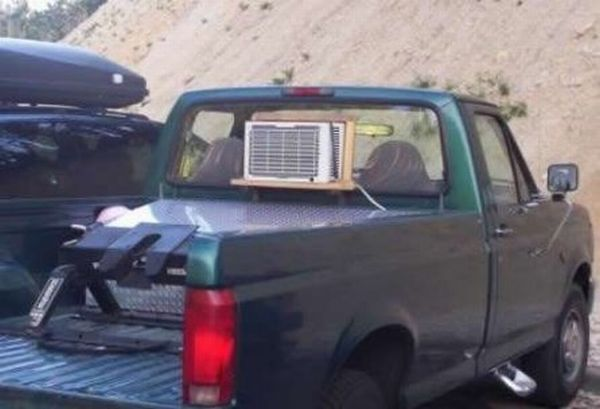 Redneck Air Conditioning (14 pics)